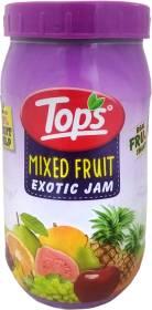 Top's Mixed Fruit Jam 875 g