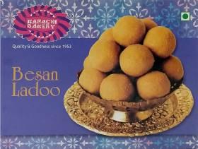 Karachi Bakery Besan Ladoo Box