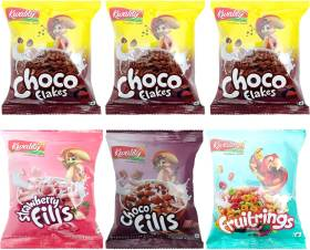 Kwality Breakfast Cereals Combo