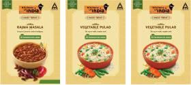 Kitchens of India Rajma Masala and Vegetable Pulao 785 g