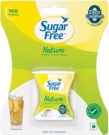 Sugar free Natura 100 Pellets Sweetener