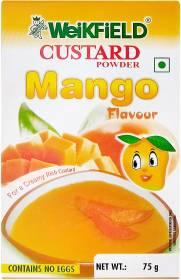 WeiKFiELD Custard Powder Mango 75 g