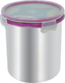 PRINCEWARE  - 1330 ml Steel Grocery Container