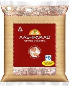 AASHIRVAAD Fortified Chakki Atta with Iron