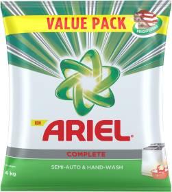 Ariel Complete Detergent Powder 4 kg