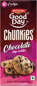 BRITANNIA Good Day Chunkies Cookies