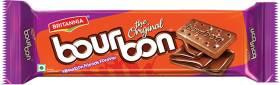 BRITANNIA Bourbon Sandwich Biscuits Cream Sandwich