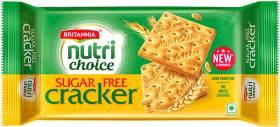 BRITANNIA Nutrichoice Sugar Free Cracker Salted Biscuit