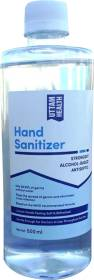Uttam Health Strongest Alcohol-based Antiseptic Hand Sanitizer Bottle