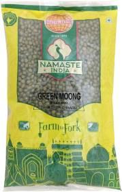 Namaste india Green Moong Dal (Whole)