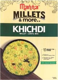 Manna Millet Khichdi 180 g
