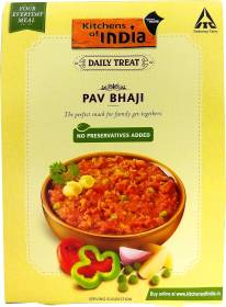 Kitchens of India Pav Bhaji 285 g