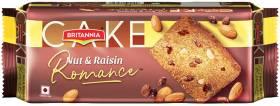 BRITANNIA Romance Nut and Raisin Cake