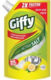 Giffy Concentrated Dish Cleaning Gel