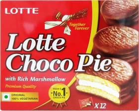 Lotte Chocopie Cream Sandwich