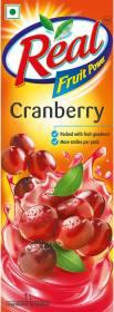 Real Fruit Juice - Cranberry