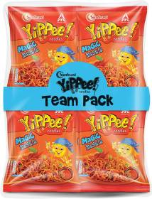 Sunfeast Yippee Magic Masala Instant Noodles Vegetarian
