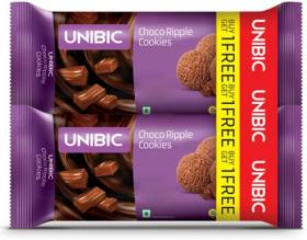 UNIBIC Choco Ripple Cookies