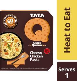 Tata Q Cheesy Chicken Pasta 305 g