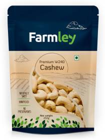 Farmley Premium W240 Cashews