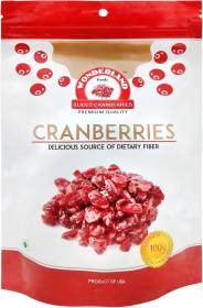 WONDERLAND Sliced Cranberries