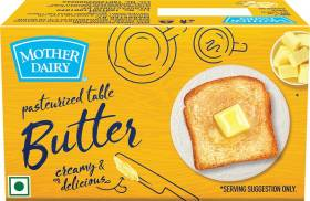 MOTHER DAIRY Pasteurised Cultured Butter