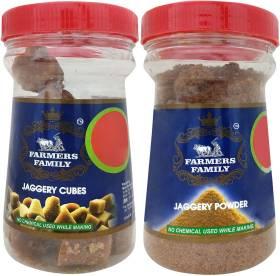 Farmers Family Powder + Block Jaggery