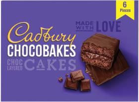 Cadbury Chocobakes Chocolate Cake