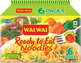 Wai Wai Instant Noodles Vegetarian
