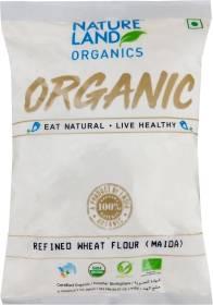 Natureland Organics Refined Wheat Flour