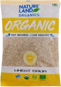 Natureland Organics Wheat Dalia