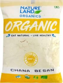 Natureland Organics Chana Besan