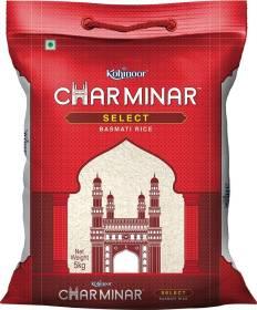 KOHINOOR Charminar Select Basmati Rice (Medium Grain)