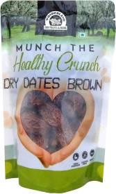 WONDERLAND Healthy Crunch Brown Dry Dates