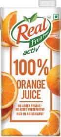 Real Activ 100% Orange Juice