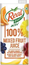 Real Activ 100% Mixed Fruit Juice