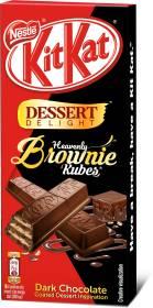 Nestle Kitkat Dessert Delight Brownie Kubes Bars