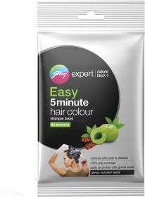 Godrej Expert Easy 5 Minute Hair Colour , Natural Black