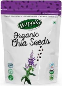 Happilo Premium Raw Organic Authentic Chia Seeds