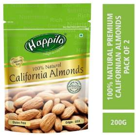 Happilo Natural California Almonds