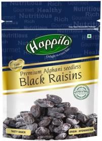 Happilo Premium Afghani Seedless Black Raisins
