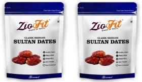 Ziofit Classic Seedless Sultan Dates