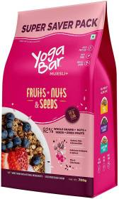 Yogabar Fruit and Nuts & Seed