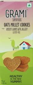 Grami Superfoods Oats Millet Cookies