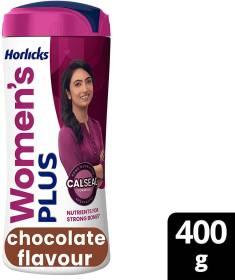 Horlicks Women's Plus Calseal Formula - Chocolate Flavour