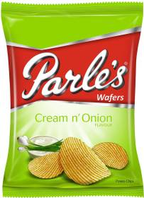 Parle's Cream n Onion Flavour Wafers