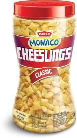 PARLE Monaco Classic Cheeselets