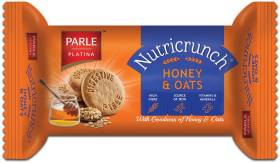 PARLE Nutricrunch Honey and Oats Digestive Salted Biscuit