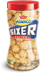 PARLE Monaco Sixer Salted Biscuit