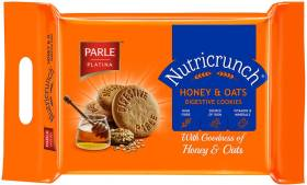 PARLE Nutricrunch Honey and Oats Digestive